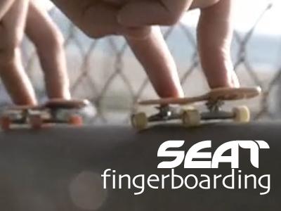 SEAT fingerboarding