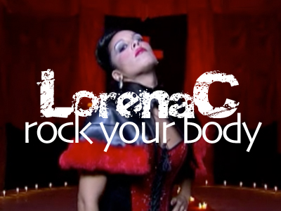 LorenaC ROCK YOUR BODY